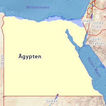 wetter im märz in ägypten